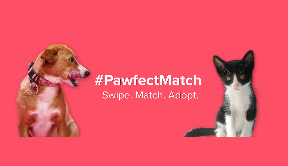 Tinder will now match you with your future pet