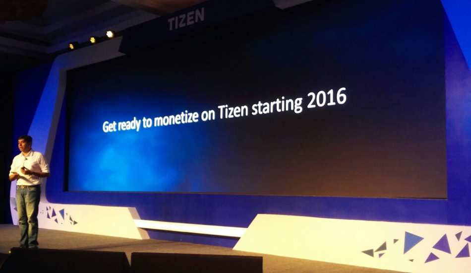 Samsung getting ready to present Tizen in a new avatar in 2016