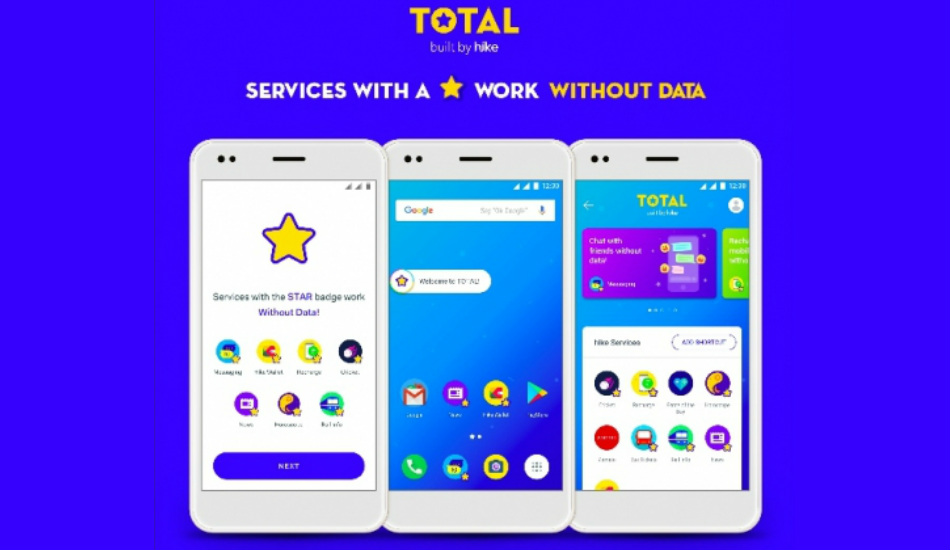 Hike partners with Bharti Airtel to bring 'Total' app to select smartphones