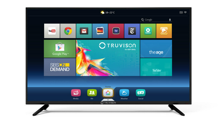 Truvison introduces 32-inch Full HD Smart TV in India for Rs 18,490