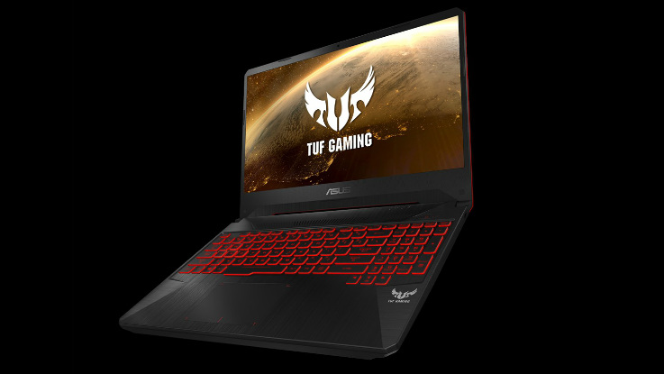 Asus introduces TUF Gaming FX505DY, FX705DY laptops in India