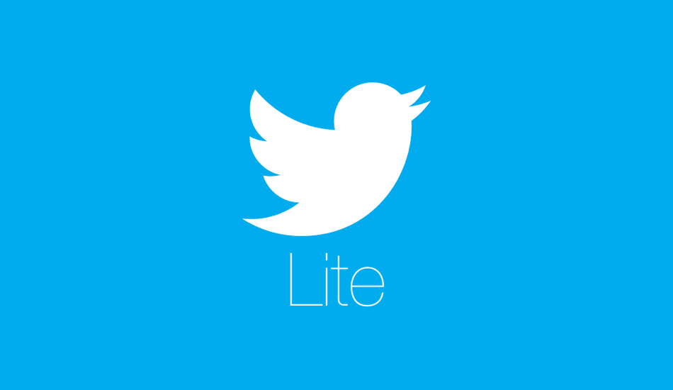 Twitter Lite now available in India with push notifications, data saver