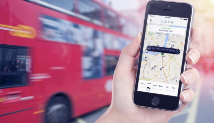 Uber bookings on Google Maps discontinued