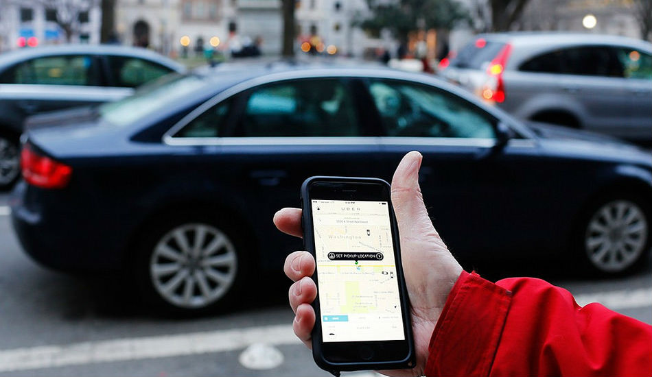 Uber adds thank you feature to its app