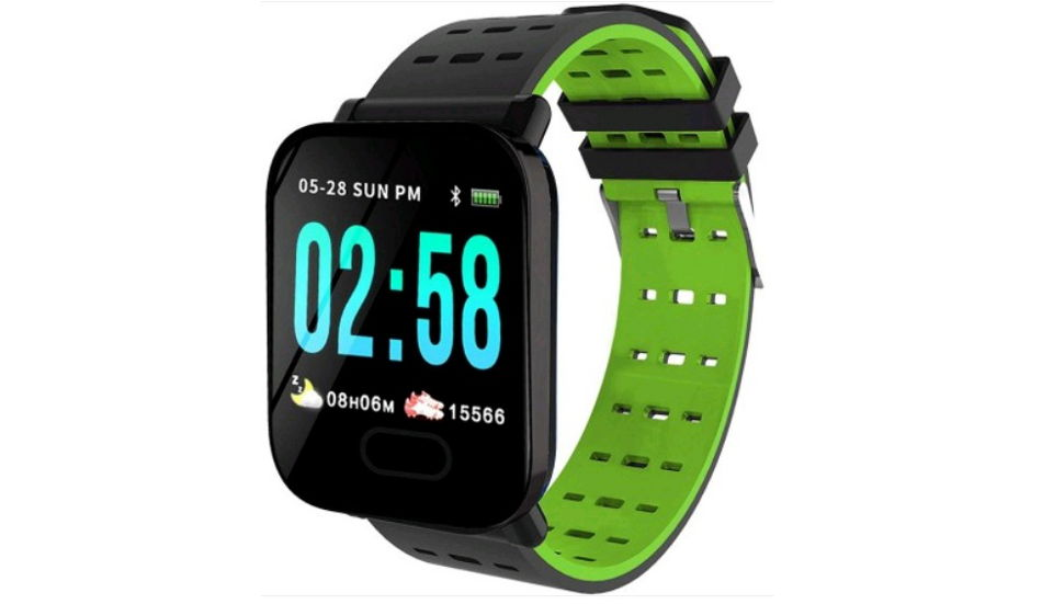Ubon launches SW-11 smartwatch with in-built GPS tracker at Rs 2,199