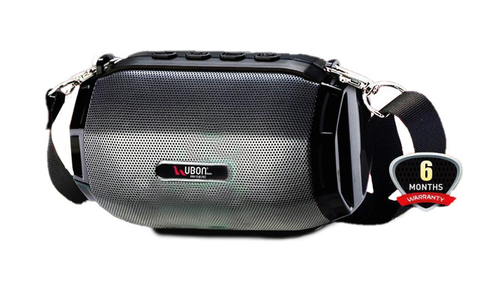 Ubon SP-43 Light Up wireless speaker launched for Rs 1,999