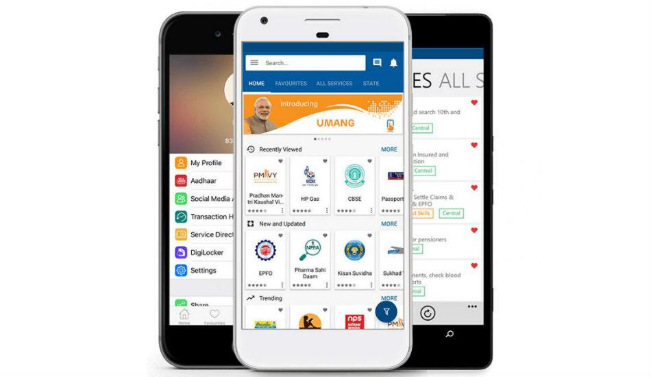 PM Modi unveils Umang app for unified e-government services