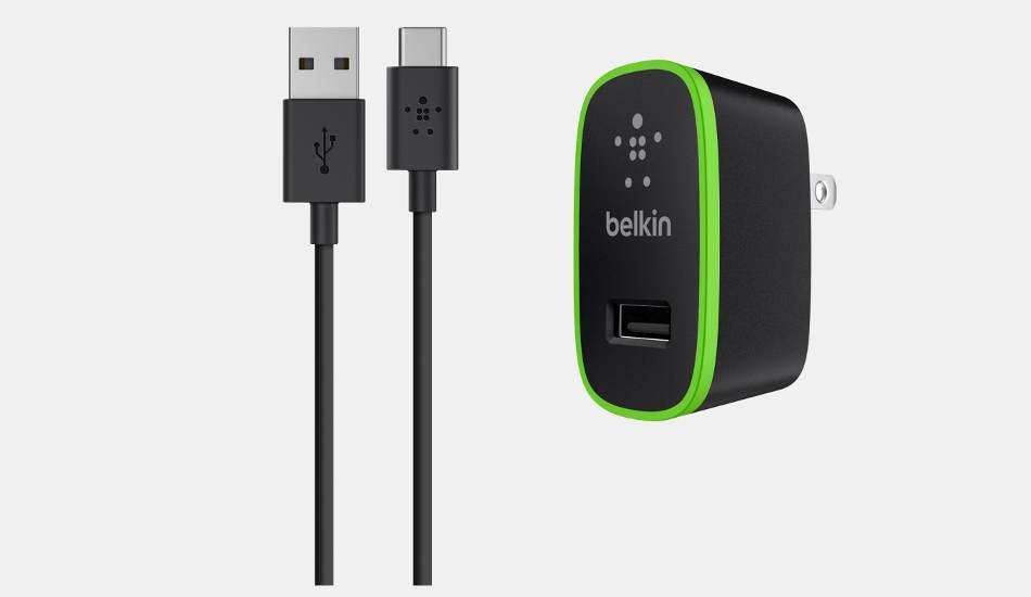 Belkin announces USB-C cables, Apple Valet Charge Dock