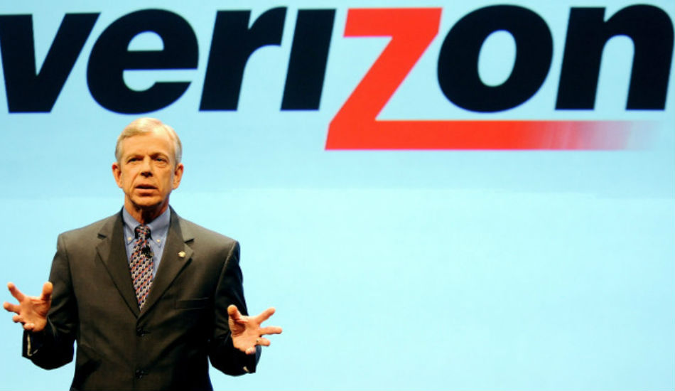 5G smartphones would only need to be charged once a month: Verizon CEO
