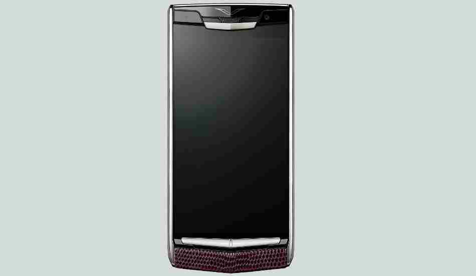 Vertu Constellation with 5.5-inch sapphire crystal display, Snapdragon 820 SoC launched