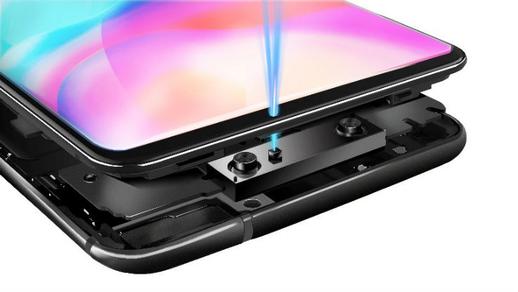 Vivo showcases new 3D sensing technology at MWC Shanghai 2018