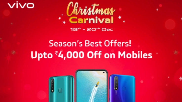 Vivo Christmas Carnival: Top deals on Vivo Z1 Pro, Z1x and more