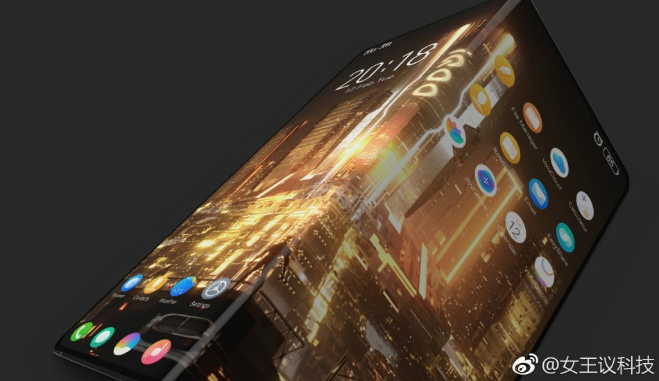Is Vivo stepping into the foldable smartphone game through iQOO?