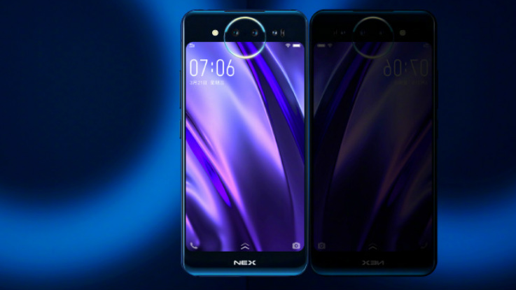 Vivo NEX 2 with 10GB of RAM spotted on Geekbench