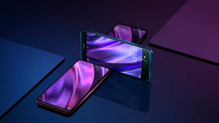 Vivo NEX 2 dual-screen smartphone official renders revealed ahead of launch