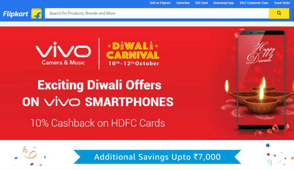 Vivo Grand Diwali fest: Top deals on Vivo Z1 Pro, Z1x, U10 and more