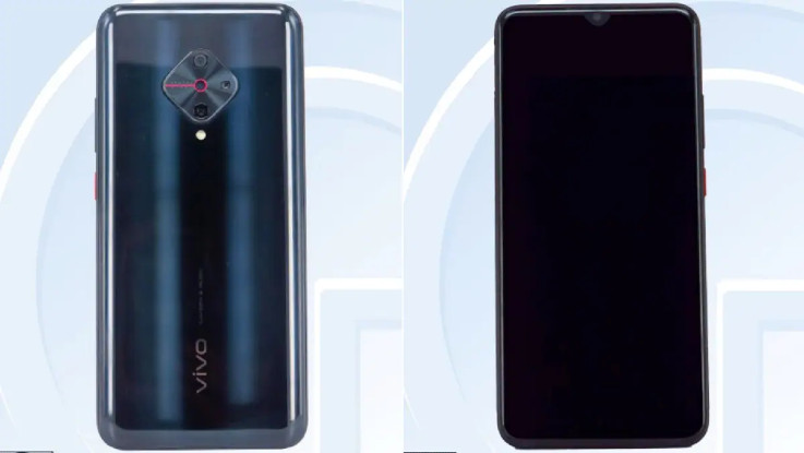Alleged Vivo V17 spotted on TENAA