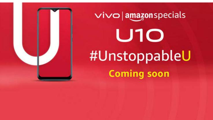 Vivo U10 goes on open sale in India