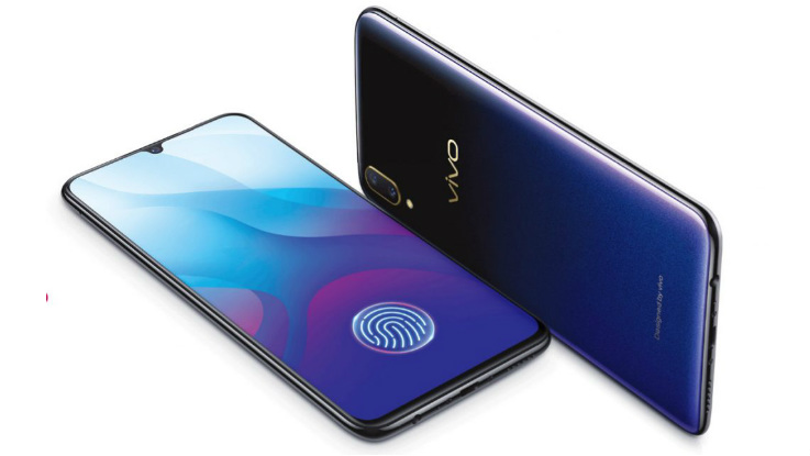 Vivo V11 Pro with 6.41-inch Halo FullView display, in-display fingerprint sensor launched in India