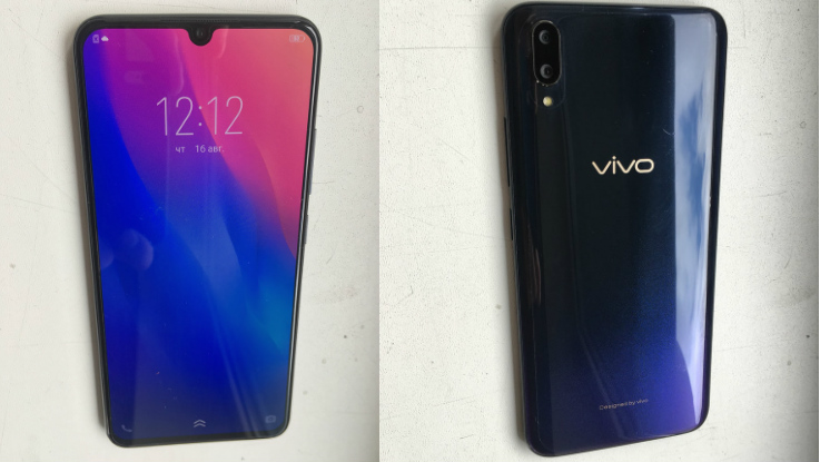 Vivo V11 with 6.3-inch Halo FullView display launched in India for Rs 22,990