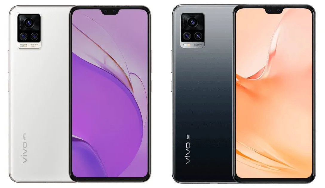 Vivo V20 launched in India with Android 11 and 44MP selfie camera