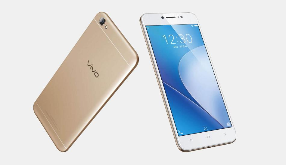 Vivo V5 Lite with 16MP front camera spotted for Rs 15,980