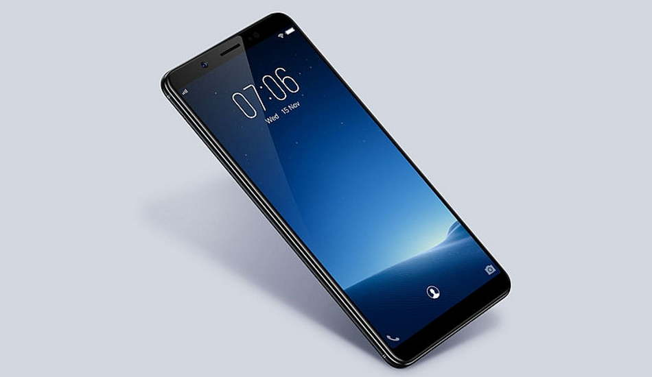 Vivo V7 launched in India with 5.7-inch HD+ FullView Display, 24-megapixel selfie camera at Rs 18,990