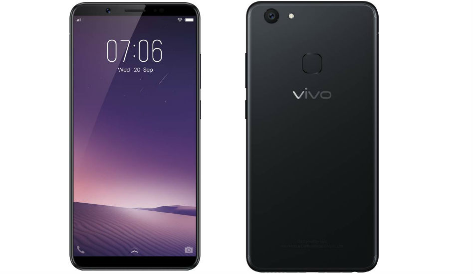 Vivo V7+ price slashed in India, now available for Rs 19,990
