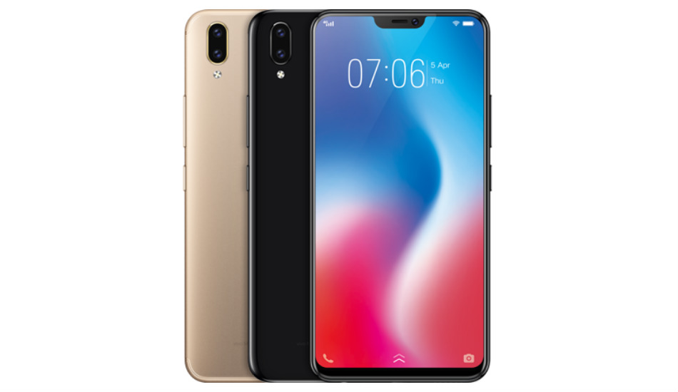 Vivo V9 with 6.3-inch Full HD+ display, 24-megapixel selfie camera announced