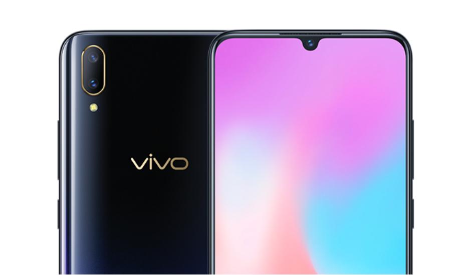 Vivo X21s unveiled with in-display fingerprint sensor, teardrop notch