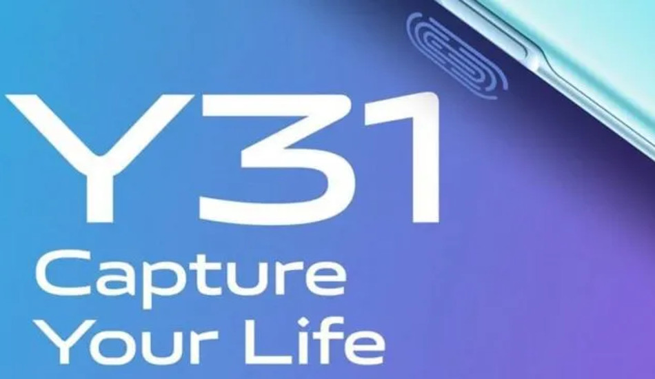 Vivo Y31 tipped to launch in India soon