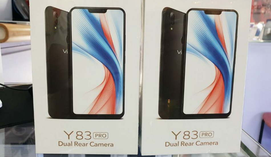Vivo Y83 Pro receives a price cut of Rs 1,000