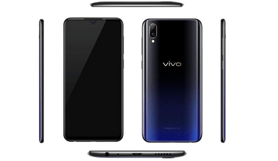 Vivo Y97 lauched with waterdrop notch display and dual rear cameras