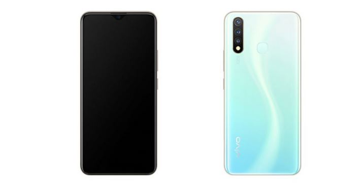 Vivo Z5i launched with Snapdragon 675 chipset, triple-camera setup