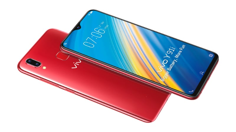 Vivo Y91i new variant with 3GB RAM and 32GB storage launched in India