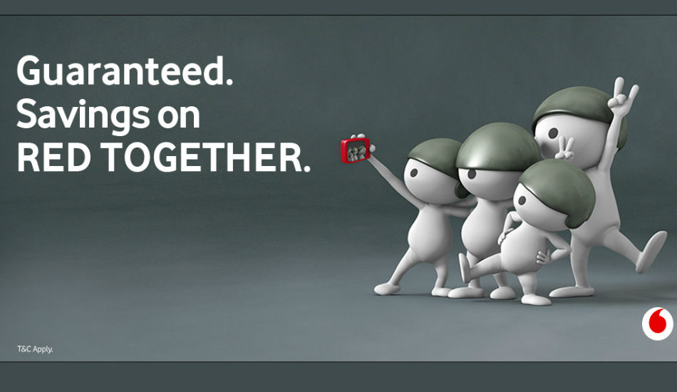 Vodafone follows Airtel, introduces Red Together plan