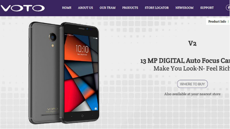 Voto Mobiles to enter Indian market soon with three new smartphones under Rs 10,000