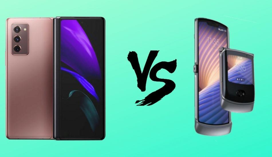 Samsung Galaxy Z Fold 2 Vs. Moto Razr 5G: Which One's Better?