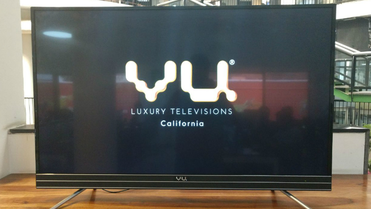 VU 49-inch Android 4K UHD TV  in pics