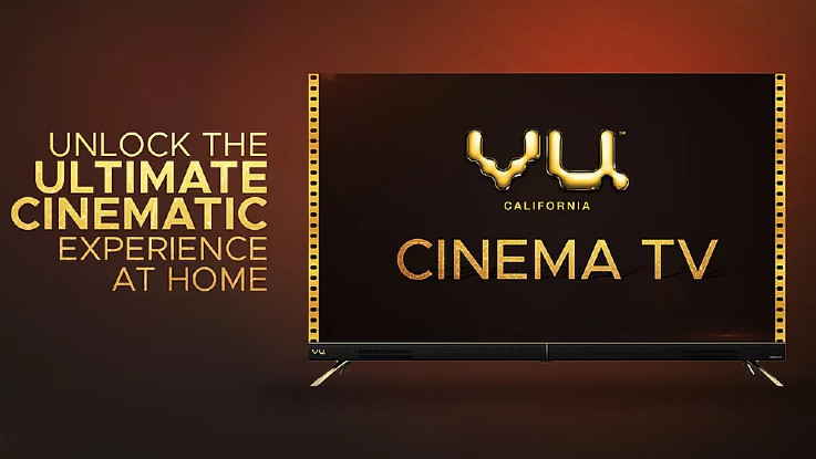 Vu Cinema TV series launched in India, price starts Rs 26,999