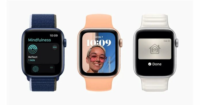 WatchOS 8 and macOS Monterey announced at WWDC 2021