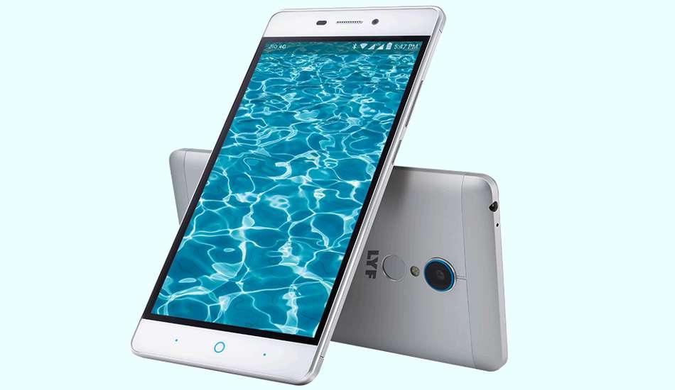 LYF to launch Water 7S, Water 10 smartphones soon - Report