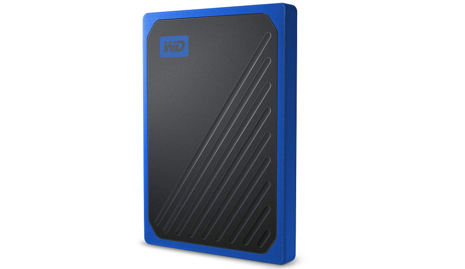 Western Digital Launches My Passport Go Solid State Drive in India