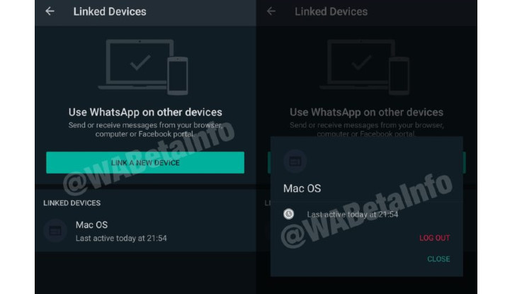 WhatsApp upcoming multiple device feature to be known as Linked Devices