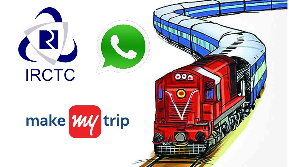 How to check IRCTC Live Train & PNR status through WhatsApp