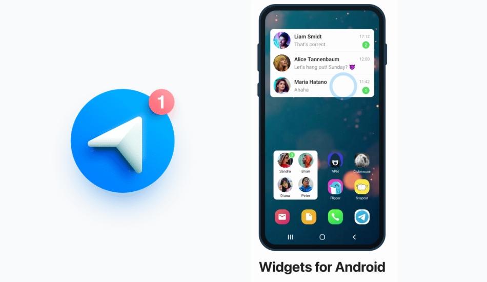 How to use Widgets in Telegram?