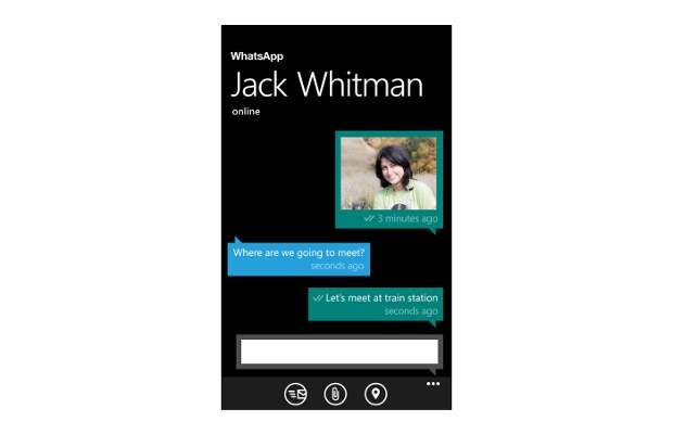 Update fixes messaging issues on WhatsApp for WP