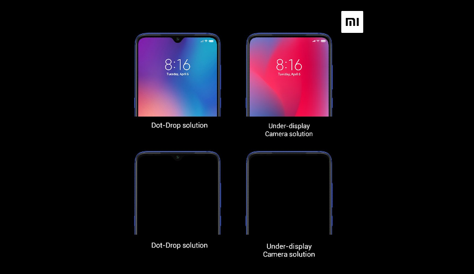 Xiaomi explains how it enabled under-display selfie camera on its prototype