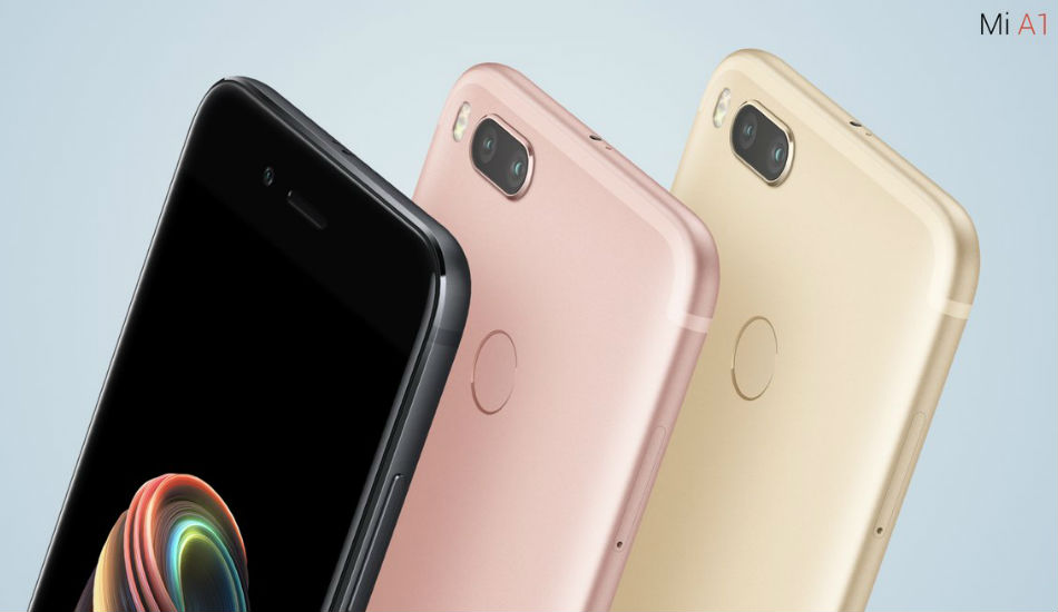 Xiaomi resumes Android 8.1 Oreo update for Mi A1 Android One smartphone