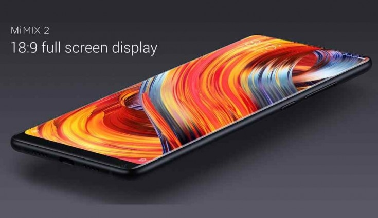 Xiaomi Mi Mix 2 receives a permanent price cut in India